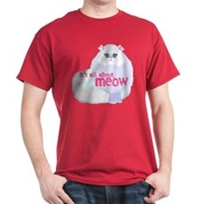 Its All About MEow T-Shirt