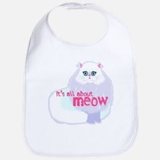 Its All About MEow Bib