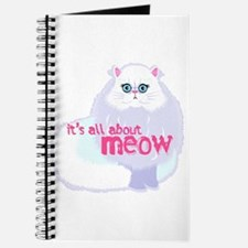 Its All About MEow Journal