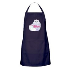 Its All About MEow Apron (dark)