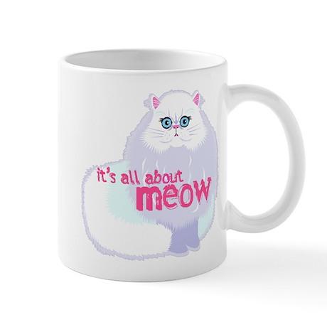 Its All About MEow Mug