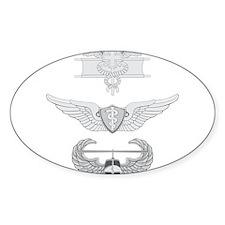 EFMB Flight Surgeon Air Assault Decal