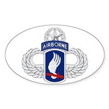 173rd Airborne Master Decal