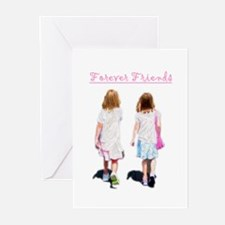 Forever Friends Greeting Cards (Pk of 10)