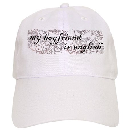 My Boyfriend is English Cap
