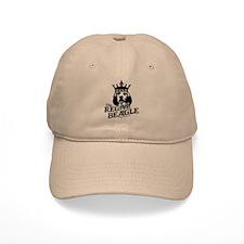 Regal Beagle Baseball Cap