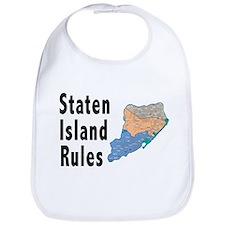 Staten Island Rules Bib