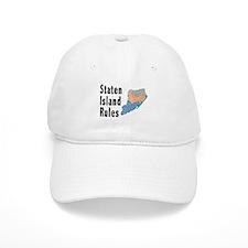 Staten Island Rules Baseball Cap
