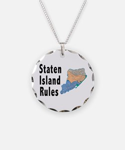 Staten Island Rules Necklace