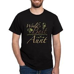 Vintage Best Aunt T-Shirt