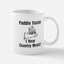Cute Music canoeing deliverance humor Mug