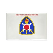 SSI - 402nd Field Artillery Brigade with Text Rect