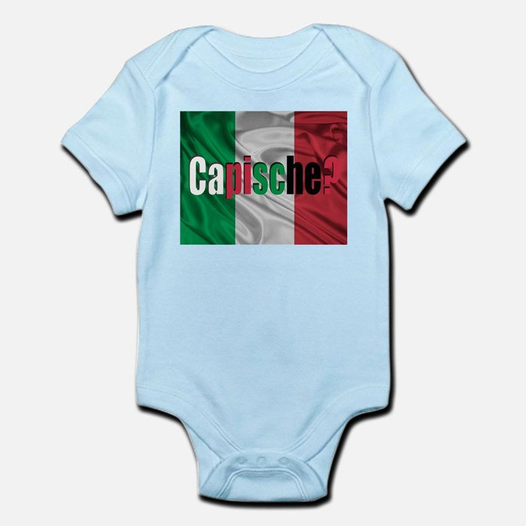 Capische? Infant Bodysuit