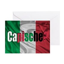 Capische? Greeting Cards (Pk of 20)