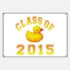 Class Of 2015 Rubber Duckie Banner