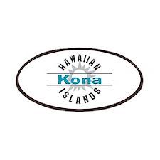 Kona Hawaii Patches