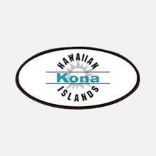 Kona Hawaii Patches