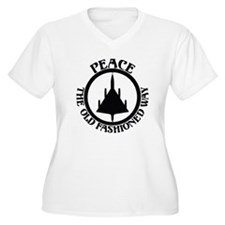 Peace via B-58 T-Shirt