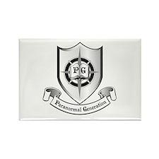 PG Logo Rectangle Magnet