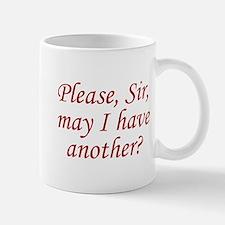Please, Sir Mug