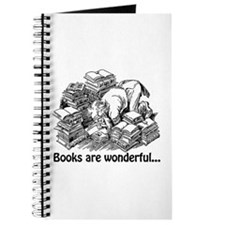 Books Are Wonderful Journal