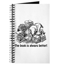 The Book is Always Better Journal
