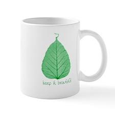 Keep it Beautiful Environmental Mug