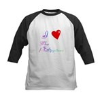 I Love The Philippines Gifts Kids Baseball Jersey