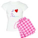 I Love The Philippines Gifts Women's Light Pajamas