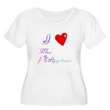 I Love The Philippines Gifts T-Shirt