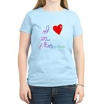 I Love The Philippines Gifts Women's Light T-Shirt