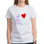 I Love The Philippines Gifts Women's T-Shirt