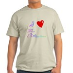 I Love The Philippines Gifts Light T-Shirt