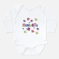 Namaste Long Sleeve Infant Bodysuit
