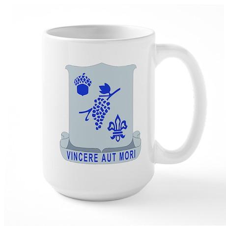 DUI - 1st Bn - 289th Regt(CS/CSS) Large Mug