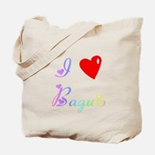 I Love Baguio Gifts Tote Bag