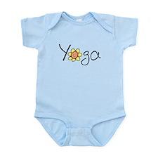 Yoga Infant Bodysuit