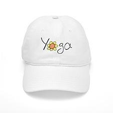 Yoga Baseball Cap
