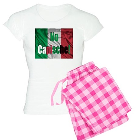 No Capische! Women's Light Pajamas