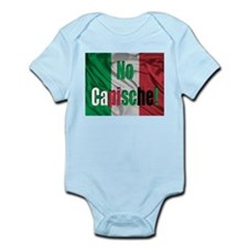 No Capische! Infant Bodysuit