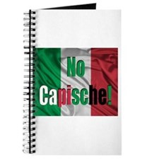 No Capische! Journal