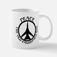 FB-111 Peace Plane Mug