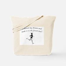 Cute Half marathon Tote Bag