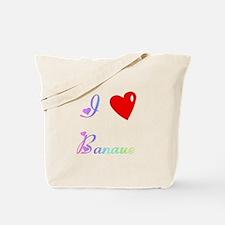 I Love Banaue Gifts Tote Bag