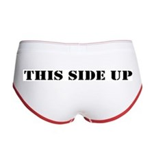 This Side Up (Back) Women's Boy Brief