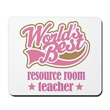 Resource Room Teacher Gift Mousepad