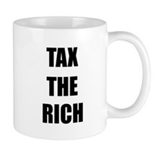 Tax the Rich Mug