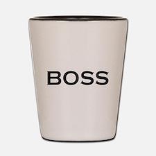BOSS Shot Glass