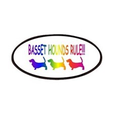 Basset Hound Patches