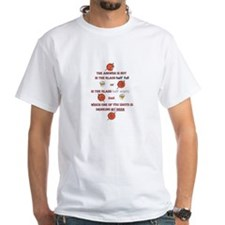 the answer is not. . . Shirt